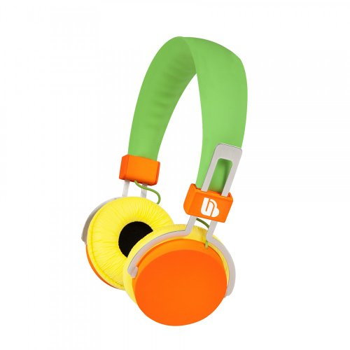 Merkury Hi-Light Kopfhörer grün