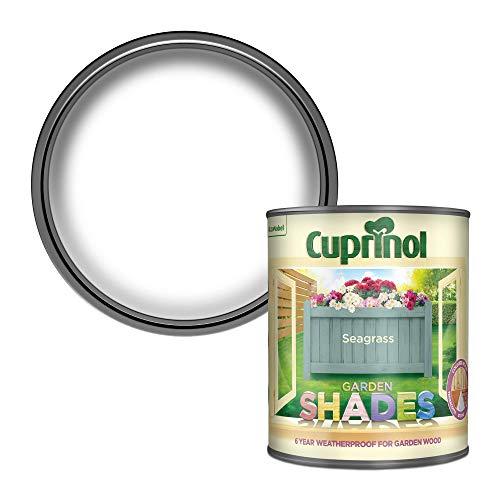 Cuprinol 5083482 Garden Shades Exterior Woodcare, Seagrass