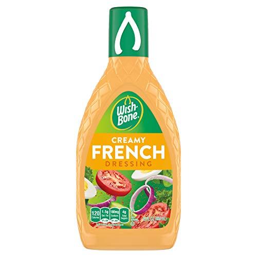 Wish-Bone Salad Dressing, Creamy French, 15 oz Now $1.77