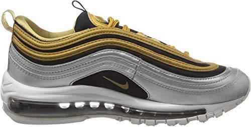 Nike Damen W AIR MAX 97 SE Laufschuhe, Mehrfarbig Metallic Gold Metallic Gold 700, 39 EU