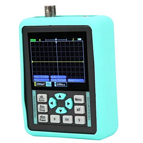 Osciloscopio portátil Osciloscopio digital Osciloscopio Mini osciloscopio Osciloscopio portátil para mantenimiento de automóviles y electrodomésticos