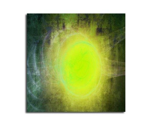Moderne abstrakt044_60 x 60 cm sur toile motif abstrait intérieur décoration indémodable, 047