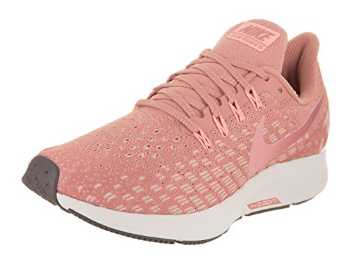 NIKE Women's Air Zoom Pegasus 35, Rust Pink/Tropical Pink/Guava Ice 603, 6.5 M US