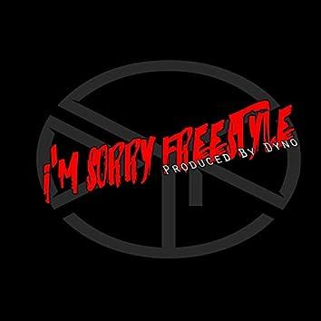 I'm Sorry Freestyle