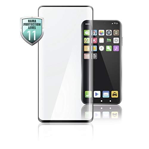 3D Full Screen Protector Glass for Xiaomi Mi 10 (Pro) 5G Black