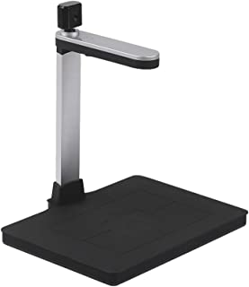 HD Document Camera Scanner 10 Mege-Pixels with Dual-camera AI Technology Fill-in Light Support PDF Export Video Recording ...
