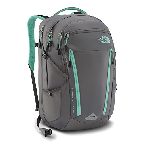 TNF Surge Transit Pack Women's Zinc Grey/Surf Green One Size