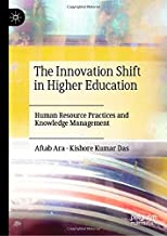 The Innovation Shift in Higher Education: Human Resource Practices and Knowledge Management