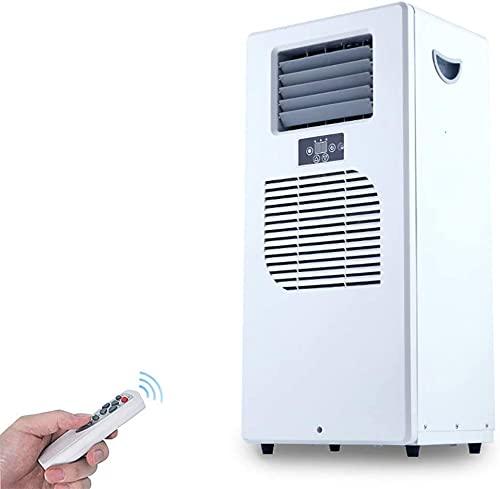 Condizionatore portatile Condizionatore d'aria, mini climatizzatore mobile, inverter piccolo condizionatore d'aria condizionatore aria condizionata, raffreddamento e riscaldamento della camera da lett