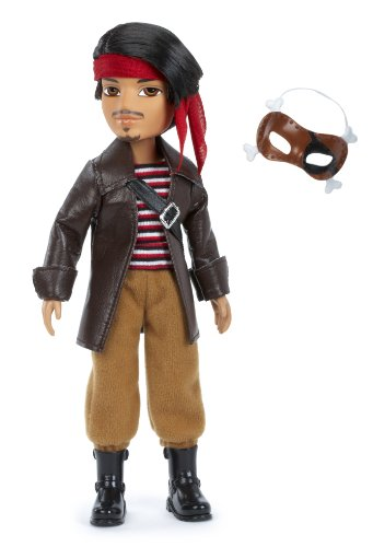 Bratz Boyz: Masquerade Brogan Doll the Pirate