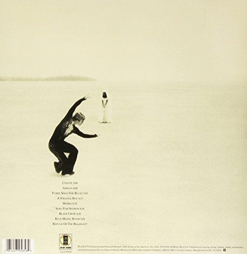 Hejira (180 Gram Vinyl)