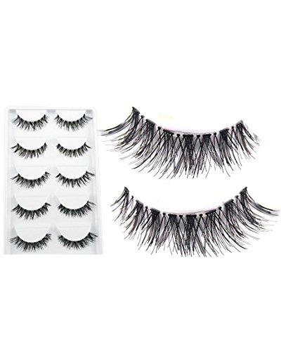 SAMGU Curl Thick False Eyelashes Mink Eyelash Faux Cils Lashes Makeup For Party Daily Cosmétique