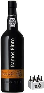 Porto Tawny N.V. Rotwein - Ramos Pinto süßer - DOC - Portugal Portugal - Rebsorte Tinta Roriz, Touriga Nacional - 6x75cl