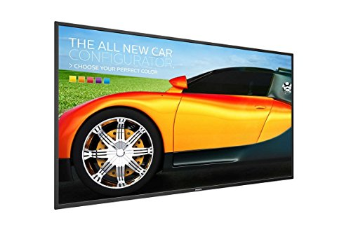 Philips BDL4330QL/00 109 cm (43 Zoll) Public Signage Display (VGA, DVI, HDMI, USB, RS232, RJ 45, SmartPlayer)