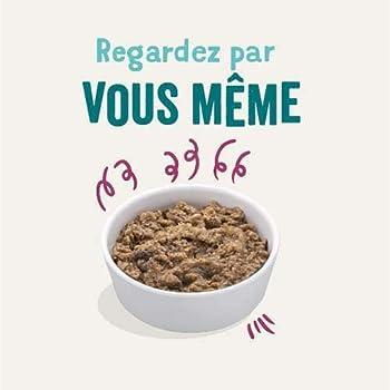 Edgard & Cooper Boite Patée Chaton sans Cereales Nourriture Naturelle 85g Poulet Canard et Poisson Frais, Alimentation Saine savoureuse et équilibrée, Protéines de qualité supérieure