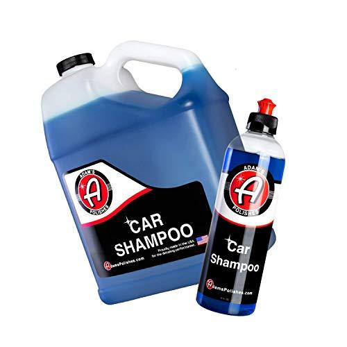 Adam's Car Wash Shampoo (16oz) And Adam's Car Wash Shampoo (Gallon) Bundle | Limited BOGO