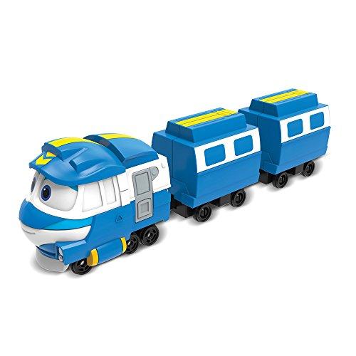 Rocco Giocattoli 80192 - Robot Trains - Veicoli Die-Cast Deluxe