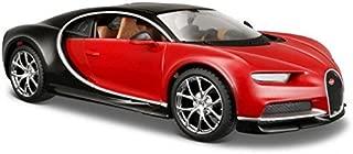 Bugatti Chiron Red / Black 1/24 by Maisto 31514