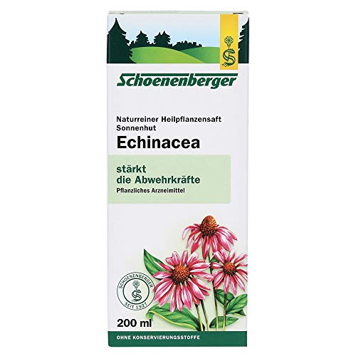 Schoenenberger Echinacea Saft, 200 ml