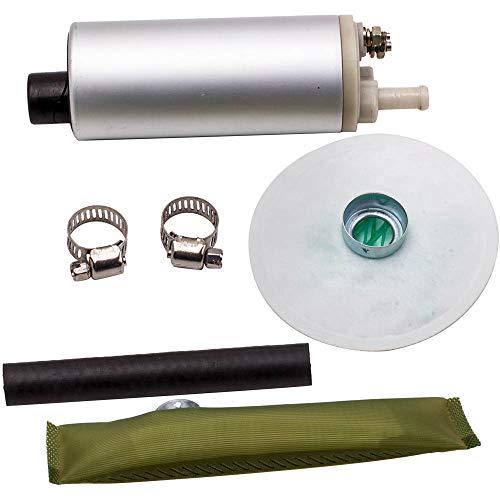 maXpeedingrods Bomba de Combustible 43MM, Bomba de Transferencia Diesel Gasolina Aceite para Coche K1100R S1200GTR1100GS R1200, Alta Presión, Material de Aleación, Suministro Estable