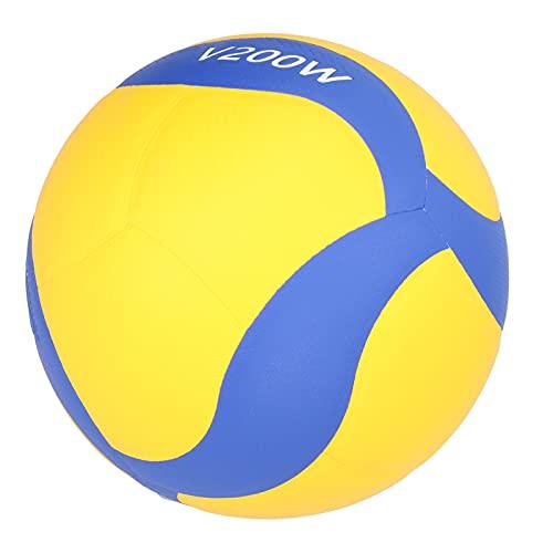 SONK Volley-Ball en PU, Volley-Ball Doux léger Volley-Ball Volley-Ball Doux résistant à l'usure pour la Plage pour l'extérieur pour Le Gymnase pour l'intérieur