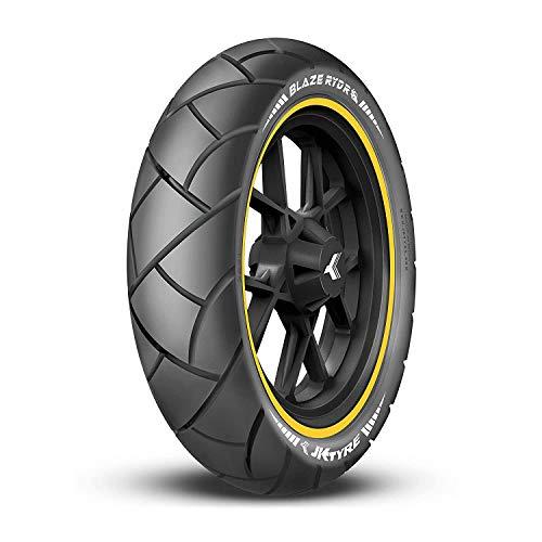 JK Tyres blaze rydr br41 130/70-17 62p tubeless bike tyre rear