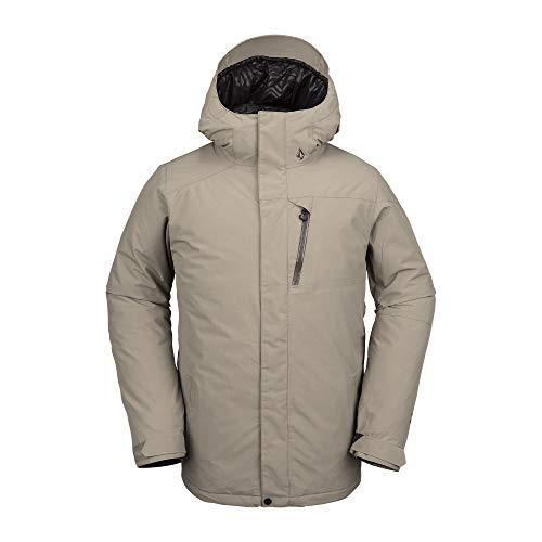 Volcom Men's L Gore-tex 2 Layer Laminate Snow Jacket, Teak, Medium