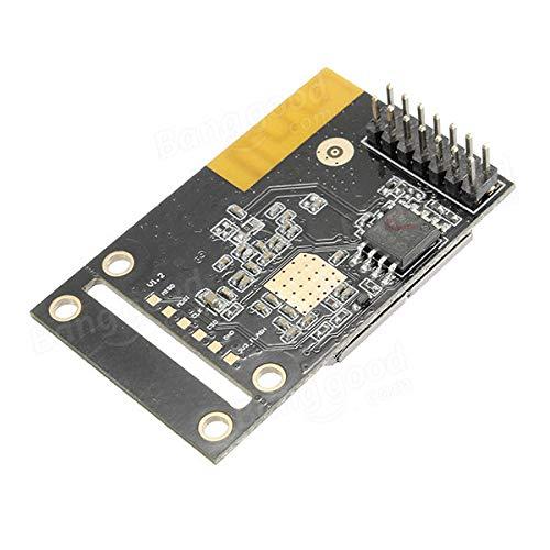 ZJF Componentes de la computadora Accesorios eléctrico USR-WIFI232-A2 Serial Industrial TTL-UART al módulo inalámbrico WiFi con Antena a Bordo DHCP/DNS Función