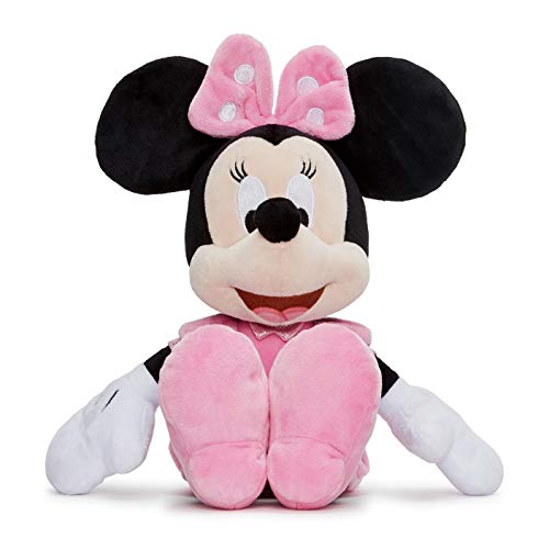 Simba- Disney Minnie Peluche, Multicolor, 35cm (6315874847)
