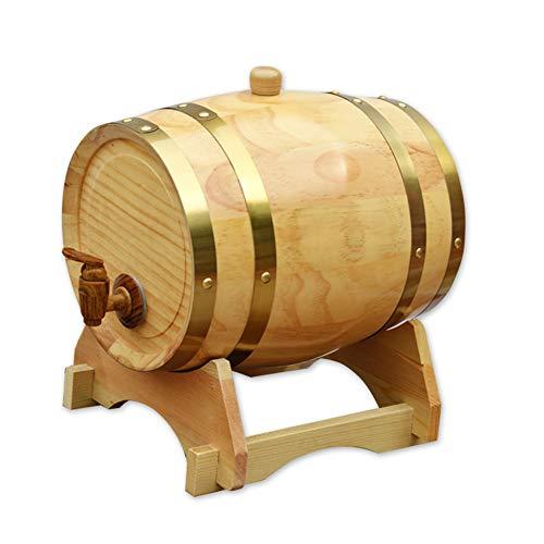 XWDQ houten vat bier brouwen vat Whiskey Rum wijn vat decoratie Barrel Barrel Hotel Restaurant Display Barrel