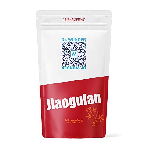 Dr. Wunder® Jiaogulan-Blätter 90g | Gynostemma pentaphyllum (
