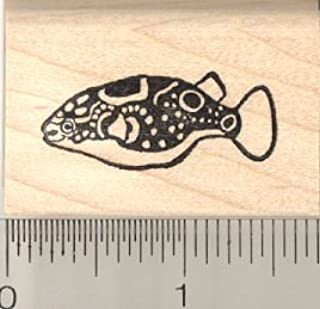 Figure 8 Puffer Fish Rubber Stamp