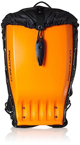 Boblbee GT-Mochila de protección Dorsal, Color Naranja Mate, 20 L