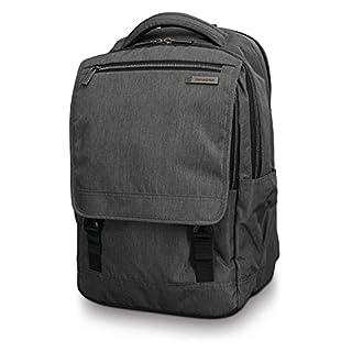 Samsonite Modern Utility Paracycle Laptop Backpack, Charcoal Heather, One Size (B073C9CN97) | Amazon price tracker / tracking, Amazon price history charts, Amazon price watches, Amazon price drop alerts