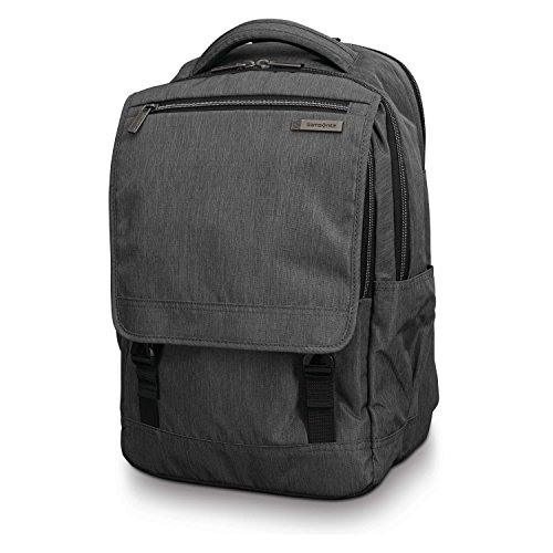 Samsonite Modern Utility Paracycle Backpack Laptop, Charcoal Heather, One Size