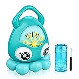 Yojoloin Octopus Bubble Machine Blower Toys para niños pequeños, Fabricante automático de Burbujas para jardín al Aire Libre, baño, niños, niñas, Juguete para niños, Haciendo más de 1000 Burbujas