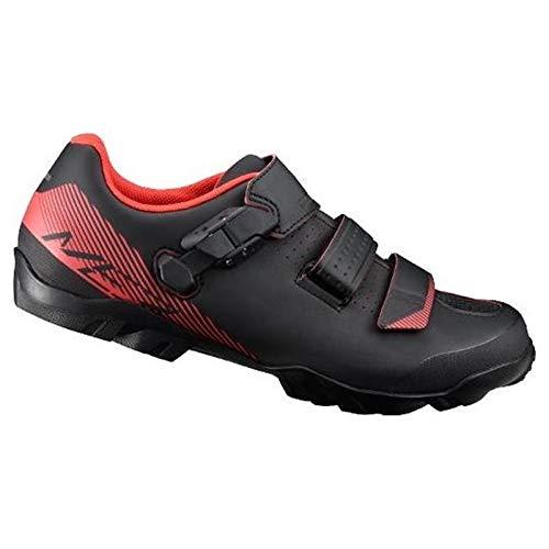 SHIMANO SHME3PG400SO00 - Zapatillas Ciclismo, 40, Negro - Naranja ...