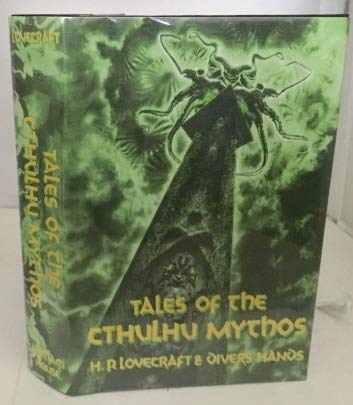 Tales of the Cthulhu Mythos: Golden Anniversary... 0870541595 Book Cover