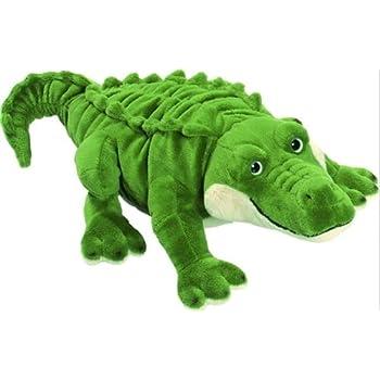 Lashuma Plüschtier Alligator Grün, Keel Toys Krokodil