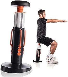 RAINBEAM 2019 Squat Magic Home Gym Workout Sculpt Butt Core Legs Thighs Exercise Machine Super Durable Polypropylene and Commercial Gym Industries.