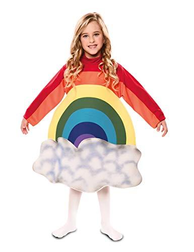 Disfraz de Arcoíris con Nubes para niños y bebé