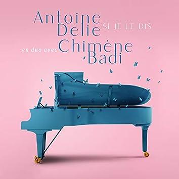 Si je le dis (feat. Chimène Badi)