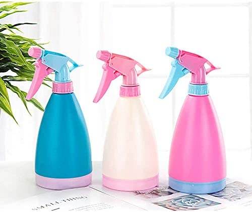 3er Pack und Gartenflasche 500ml Spr/ühflasche Leere Plastikbew/ässerung Die Blumen Wasserspray f/ür Salonpflanzen Haus