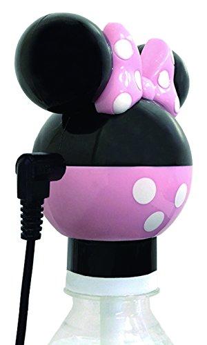 Humidificador tipo botella PET Minnie Mouse (importado de Japón)