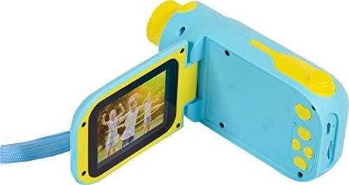 Silvergear Kindercamera Filmcamera Blauw - USB Oplaadkabel - Speciaal voor kinderen
