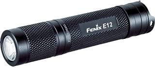 Fenix E12 Flashlight Pocket-Sized bright flashlight 130 Lumens