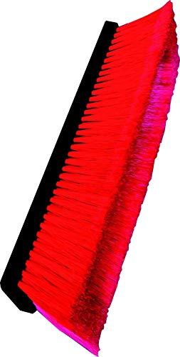 LEWI QLEEN 71008 Solarbürste 60 cm rot Bürste Waschbürste zur Solarreinigung