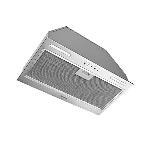 Broan-NuTone PM390SSP Stainless Steel Custom Range Hood Power Pack with LED Lights, 390 CFM