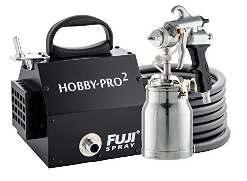 Fuji 2250 Hobby-PRO 2 HVLP Spray System + Bonus Kit + Bonus Filters