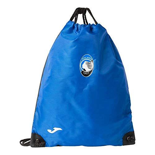 Joma SACCHETTA Atalanta 2020-21 Azzurro Licenza Ufficiale Maglietta Uomo
